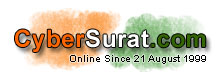 Cyber Surat .com | A Website for SURAT, since August 1999